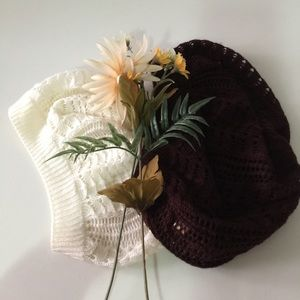 Accessories - Bundle Two Slouchy Beanies